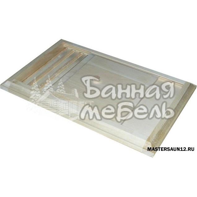 Вентиляционные решетки для бани и сауны