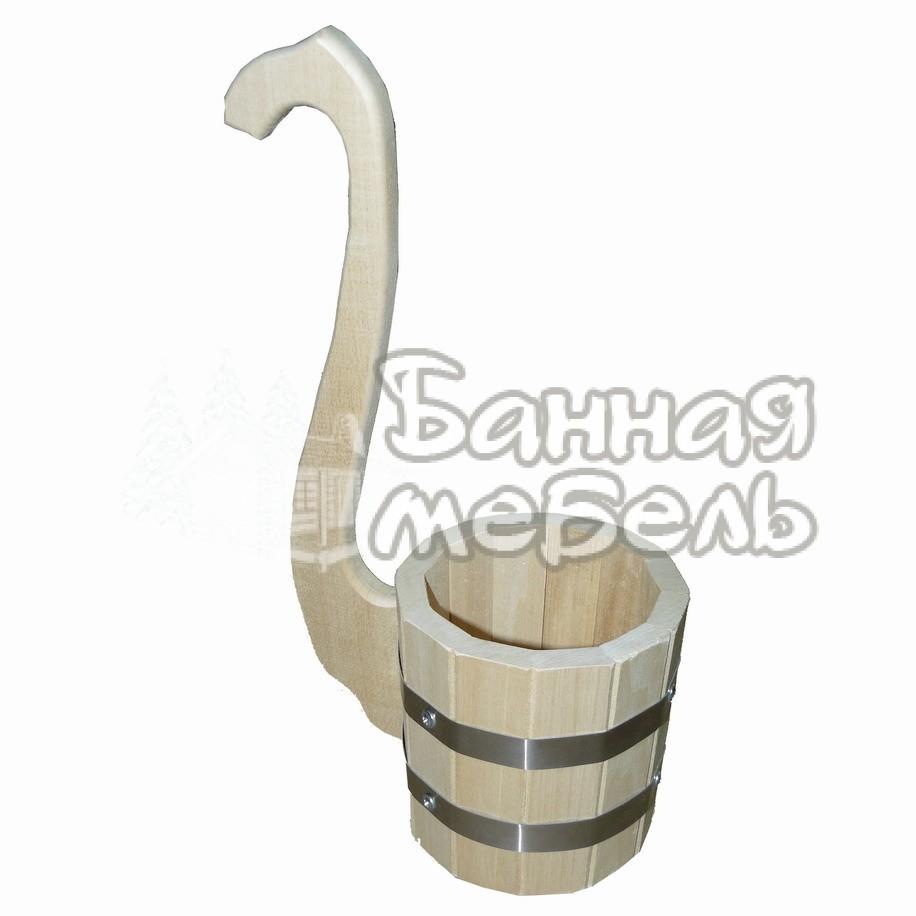 Ковши для бани и сауны