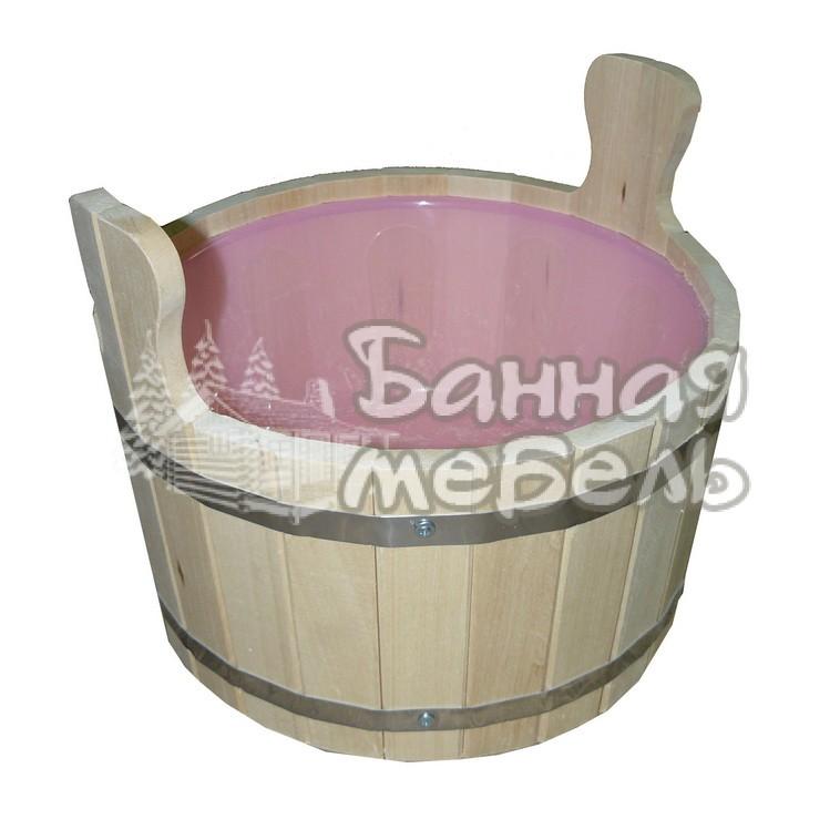 Шайки для бани и сауны