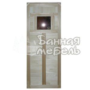 Двери со стеклянной вставкой ДС-1