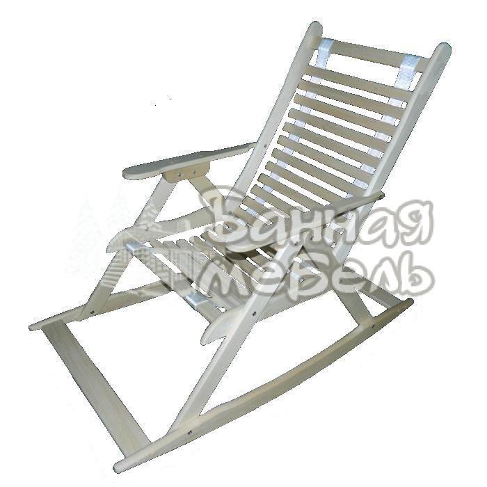 Кресла в баню и сауну