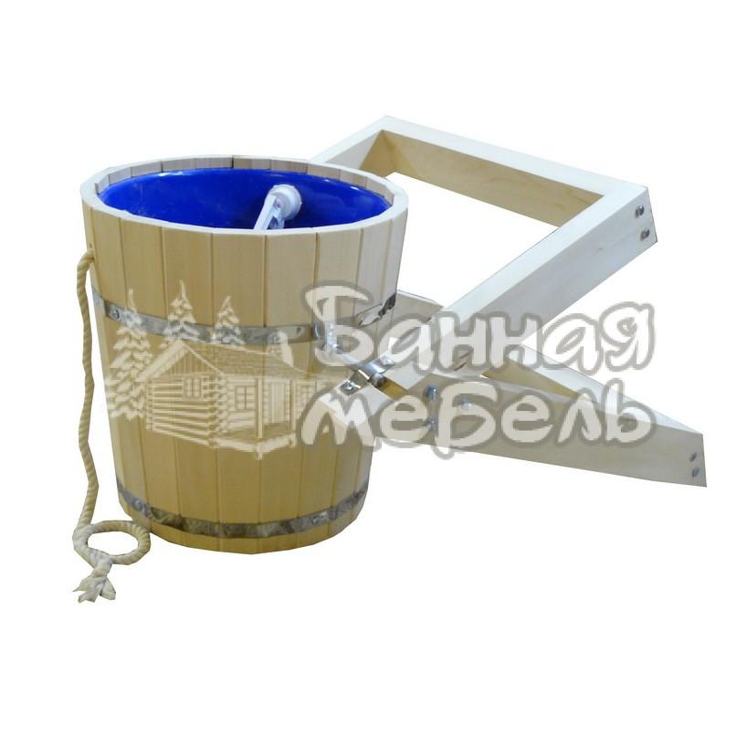 Обливочные устройства в баню и сауну